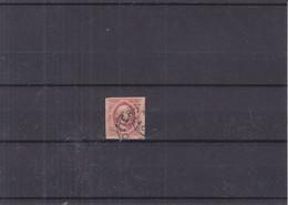 Pays Bas - Yvert 2 Oblitéré - Cachet Rotterdam - 4 Marges + 1 Voisin - Valeur 35 Euros - Used Stamps