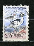 "FRANCE - CANARD - N° Yvert 2785 Obli. Ronde De ""ROCHE LA MOL... DE 1993"" - Oblitérés"