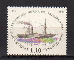 FINLANDE     Neuf **     Y. Et T.    N° 844      Cote: 4,00 Euros - Ungebraucht