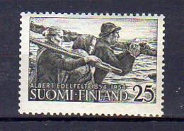 FINLANDE     Neuf **     Y. Et T.    N° 416      Cote: 1,25 Euros - Ungebraucht