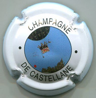 CAPSULE-CHAMPAGNE DE CASTELLANE-N°57 - De Castellane