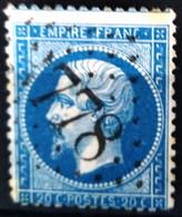 GC 778 - CAUDERAN - GIRONDE - 1849-1876: Klassik