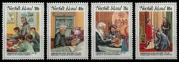 Norfolk 1984 Yvertn° 348-351 *** MNH Cote 6 € George Hunn Nobbs - Norfolk Island