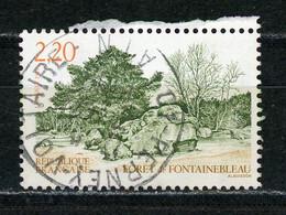 """FRANCE - FORET DE FONTAINEBLEAU - N° Yvert 2586 Obl. Ronde De """"FERNEY-VOLTAIRE De 1989"""" - Oblitérés"""