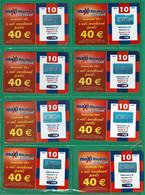 Lotto 1 - 16 Tim Come Da Foto - GSM-Kaarten, Aanvulling & Voorafbetaald