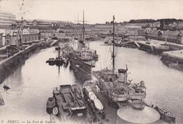 Brest Le Port De Guerre - Brest
