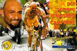 CYCLISME: CYCLISTE : MARCO PANTANI - Ciclismo