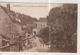 CPA-41-Loir Et Cher- VENDOME- Le Loir Vu De L'Hôtel De Ville- - Vendome