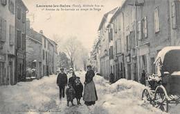 Lacaune Les Bains           81           Avenue De Saint Gervais En Temps De Neige       (voir Scan) - Altri Comuni