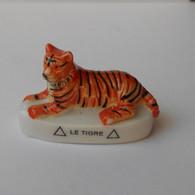 Fève Atlas Les Animaux De La Savane * Le Tigre (T 1608) - Animals
