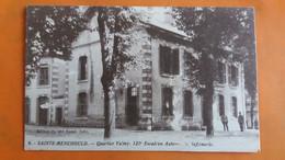 Sainte Menehould - Quartier Valmy . 120e Escadron - Sainte-Menehould