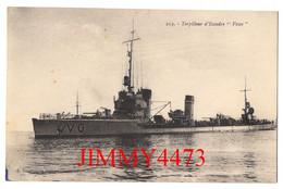 "CPA - Torpilleur D' Escadre "" VESCO "" - N° 214 - Edit. A. Becquemin Cherbourg - Warships"