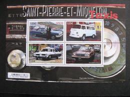 Saint Pierre Et Miquelon: TB Feuille N° F 1222 , Neuve XX. - Unused Stamps