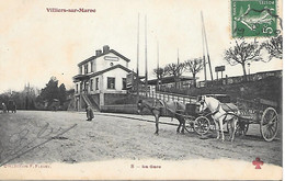 A/40           94      Villiers Sur Marne           La Gare - Villiers Sur Marne