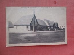 Dutch Style Government Building  Aruba     Ref 4792 - Aruba