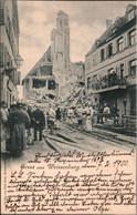 ! 1900 Schöne Alte Ereigniskarte Gruss Aus Weissenburg Im Elsaß, Alsace Wissembourg - Wissembourg