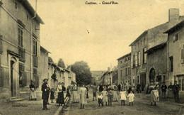 France > [54] Meurthe Et Moselle >  > Custines > Grand'Rue / 96 - Altri Comuni