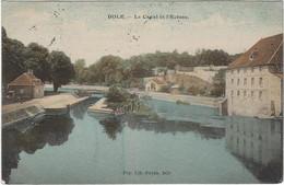 39  Dole    -    Le Canal Et L'ecluse - Dole