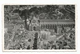 Antwerpen Luchtopname Gare Centrale Anvers Photo Carte Middenstatie - Antwerpen