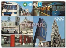 CPM S-Bahn U Muenchen - Metro