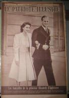 La Patriote Illustre. Prince Regent, Byloke, Gent, Saint-Antoine, Liege, L'Indie,Soldats, War, Guerre, Cinema, Hollywood - 1901-1940