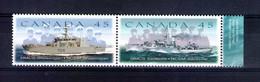 Canada. Vaisseaux De La Marine Canadienne 1998 - Nuovi