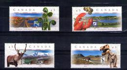 Canada. Les Routes Panoramiques Canadiennes 1998 - Nuovi