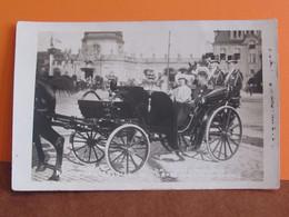 Fotokaart Roi Albert De Belgique - Royal Families