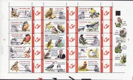 Buzin 20 Jaar SPAB Compleet Vel Duostamps Mystamps - Personalisierte Briefmarken