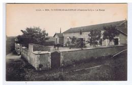 CHARENTE-MARITIME - ST-THOMAS-de-CONAC - Le Haras - Andere Gemeenten