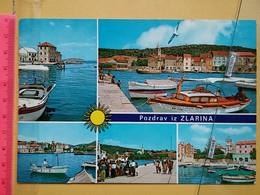 KOV 286-4 - ZLARIN, Croatia - Croatie