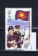 Island, Iceland 1995: Michel-Nr. 818 Gestempelt, Used - Gebraucht