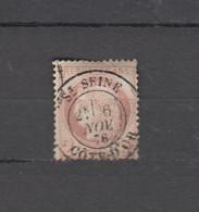 FRANCE  N° 51 TIMBRE OBLITERE    DE 1872         Cote : 15 € - 1871-1875 Ceres