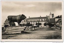 12. Laguiole. Monument Du Taureau - Laguiole