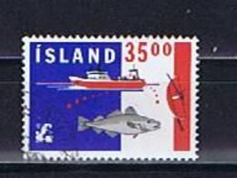 Island, Iceland 1992: Michel-Nr. 767 Gestempelt, Used - Gebraucht