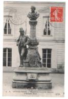 23571 LONGJUMEAU 91 - Monument D'Adolphe Adam -6 ELD - Musique Ballets Opéra - Ligny Le Chatel