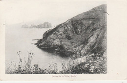 GB Postcard Sark Greve De La Ville 1905 - Sark