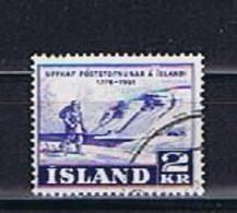 Island, Iceland 1951: Michel-Nr. 273 Gestempelt, Used - Gebraucht