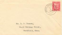 "SAMOA 1930, ""PAGO PAGO - SAMOA"", CDS - US Navy Base, Very Rare Superb Cover - American Samoa"