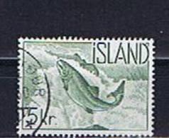 Island, Iceland 1959: Michel-Nr. 338 Gestempelt, Used - Gebraucht
