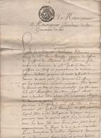 Saint Etienne 1704 - Manoscritti