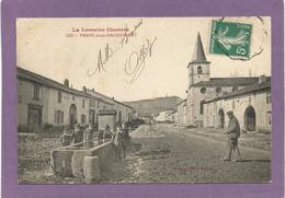54 PRAYE-SOUS-VAUDEMONT / Rue Principale / Animée. - Otros Municipios