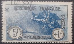 BAM73 - 1926/1927 - AU PROFIT DES ORPHELINS DE LA GUERRE - N°232 ☉ - Usati