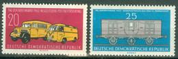 DDR 789/90 ** Postfrisch - Nuevos
