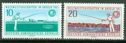 DDR 841/42 ** Postfrisch - Nuevos