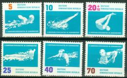 DDR 907/12 ** Postfrisch - Nuevos
