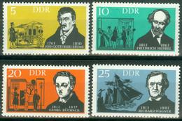 DDR 952/55 ** Postfrisch - Nuevos
