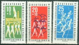 DDR 963/65 ** Postfrisch - Nuevos