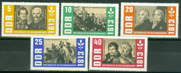 DDR 988/92 ** Postfrisch - Nuevos