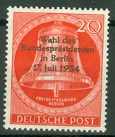 Berlin 118 ** Postfrisch - Unused Stamps